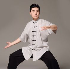 Chinese Folk Dance Symbol Of The Brand Traditional Rayon Kung Fu Uniform For Stage Long Sleeve Wushu Exercise Clothes South Korea Martial Arts Costume Tai Chi Clothing Sturdy Construction Stage & Dance Wear