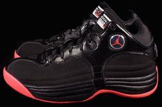 e2e0e90c8d3572 Jordan Jumpman Team 1 - Black  Infrared - Air 23 - Air Jordan Release  Dates