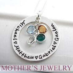 Mother's Jewelry
