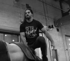 ❤️ Seth Rollins ❤️ Dean Ambrose / Jon Moxley ❤️ Roman Reigns ❤️ Love making GIF's. Seth Rollins Shirt, Wwe Seth Rollins, Seth Freakin Rollins, Wwe Gifs, The Shield Wwe, Burn It Down, Wwe Roman Reigns, Bad Kids, Daniel Bryan