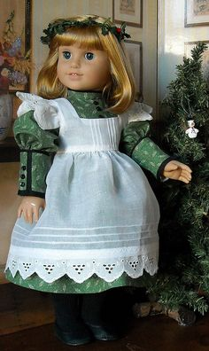 Sugarloaf Doll Clothes, via Flickr