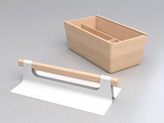 Drawer Design, Box Design, Metal Sheet Design, Licht Box, Office Gadgets, Desktop Organization, Organizing, Diy Holz, Elements Of Design
