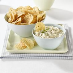 Herbed Feta Dip - Create the tastiest Herbed Feta Dip, Tostitos® own with step-by-step instructions. Make the best for any occasion.