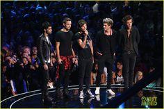 Celeb Diary: One Direction @ 2013 MTV Video Music Awards