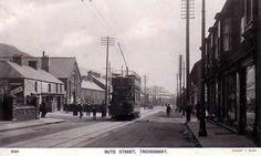 Treherbert, Bute Street circa 1910