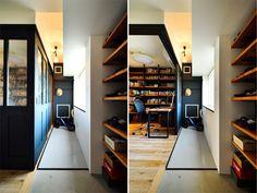 No.0472 空きスペースを工夫して叶えた ゆったりリビングの家 -就学前に子ども部屋と収納も!-(マンション) | リフォーム・マンションリフォームならLOHAS studio(ロハススタジオ) presented by OKUTA(オクタ)