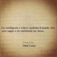 Quotes, aforismi, verità quotidiane.