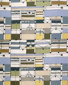 Henry Moore textile design, ca. Textile Pattern Design, Surface Pattern Design, Textile Patterns, Textile Prints, Fabric Design, Print Patterns, Henry Moore, Mid-century Modern, Modern Design