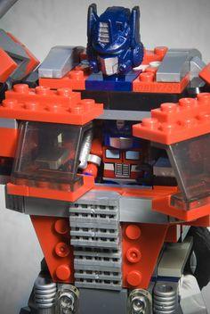 Cool Lego, Cool Toys, Optimus Prime Costume, Lego Transformers, Lego Bots, Pokemon Fusion Art, Lego Car, Lego Mecha, Lego Design