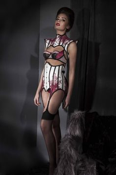 Design by Sarah Hardstaff, Contour Fashion BA (Hons)
