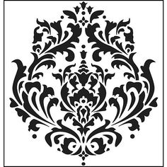 The Crafters Workshop Brocade Template | Overstock.com Shopping - The Best Deals on Templates & Stencils