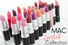 Wonders of Beauty: Collection | My MAC Lipsticks