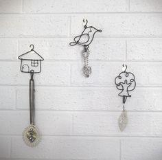 248 best wire art images on pinterest wire crafts wire sculptures rh pinterest com