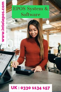 Improve the efficiency and speed of your transactions with an innovative EPOS system. Order Management System, Cash Management, Point Of Sale, Increase Productivity, Business Website, Growing Your Business, Restaurants, Software, Cafes