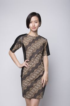Parang Seling Dress, IDR 425.000