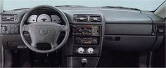 Opel Calibra interior