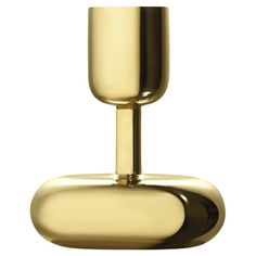 Found it at AllModern - Nappula Candleholder in Brass