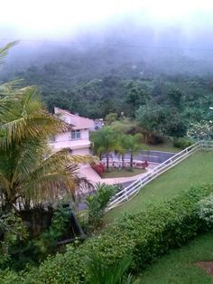 Puerto Rico!!! Up in the mountains, Orocovis!!!