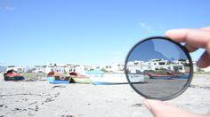 Polarizer Filter for Landscape Photography