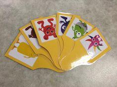 Babblarspel med variation och anpassning   Vi använder Babblarna som spelpjäser. Vi har olika spelplaner anpassade efter behov och uthåll... Learn Swedish, Circle Time, Bingo, Kids And Parenting, Education, Learning, Diy, Parents, Inspiration