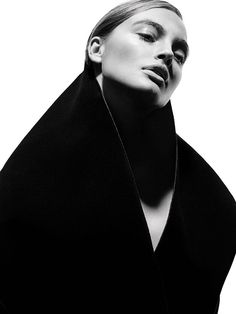 "black-white-madness: "" Madness: Kristina Peric, David Benoliel, Marie Saint…"