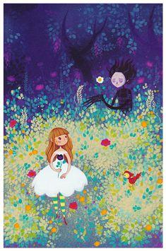 Back to the Garden by Lorena Alvarez