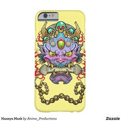 Hannya Mask Barely There iPhone 6 Case