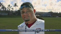 The program suffered one of its biggest losses when coach Feso Malufau lost his battle with cancer