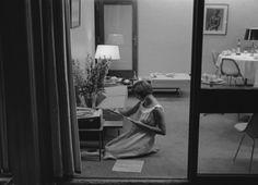Une femme mariée (1964, Jean-Luc Godard) / Cinematography by Raoul Coutard