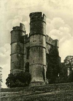 Donnington Castle, near Newbury.