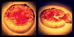 PIZZETTA  Soffice pizza baby ottima da farcire con verdurine di stagione