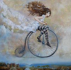 Paintings by Oleg Tchoubakov | Cuded