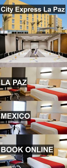 Hotel City Express La Paz in La Paz, Mexico. For more information, photos, reviews and best prices please follow the link. #Mexico #LaPaz #travel #vacation #hotel