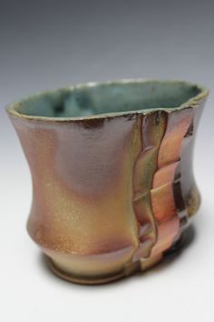 Wood fired cup by Lauren Young
