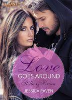 BeatesLovelyBooks: [Rezension] Jessica Raven - Love goes around Band ...