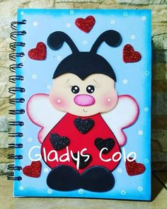 Decorate Notebook, Notebook Covers, Minions, Diy And Crafts, Snoopy, Crafty, Fictional Characters, Planner, Ideas