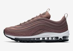 201d5225a97a7f Nike Air Max 97 Purple Smoke Features New Print On Midsole Air Max 97