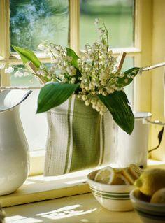 Casinha Bonitinha: Saco de flor