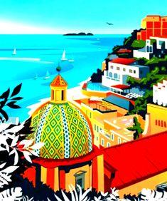 Amalfi Coast Tours, Amalfi Coast Positano, The Filmore, Path Of The Gods, Positano Hotels, Excelsior Hotel, Pierre Hotel, Isle Of Capri, Affordable Hotels