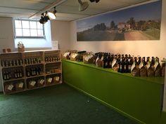 Les vins du Château de Vullierens et autres produits du terroir en vente dans la boutique