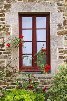 Brick Window Backdrop -BACKDROP OUTLET