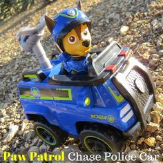 Paw Patrol Chase's Police Vehicle