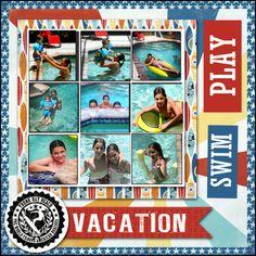 Digital credits: Carta Bella Beach Boardwalk