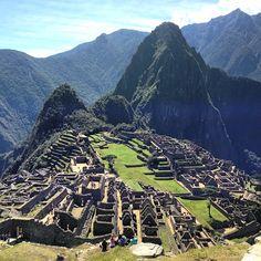 Machu Picchu in Machu Picchu