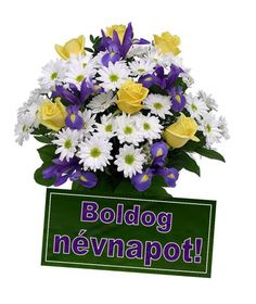 Name Day, Mango, Floral Wreath, Birthday, Happy, Flowers, Plants, Decor, Saint Name Day