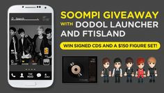 [Exclusive] Download FTISLAND's Mobile Theme + Win Signed CDs and $150 Figure Set! | Soompi