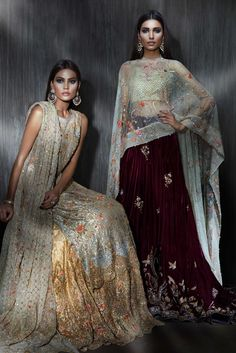 Clothing: Tevinter --- Pakistani fashion is everything. Sania Maskatiya…
