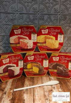 It's now super easy to make perfectly sized cakes just enough for few people with Duncan Hines Perfect Size Cakes ‪#‎ad‬ ‪#‎DuncanHines‬ ‪#‎DontJustSayItBakeIt‬