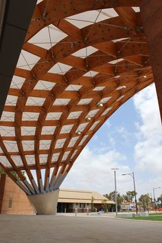 Outstanding Achievement Award for freestanding structures > 112 sq.m: South Hedland Town Square