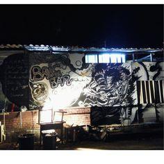 Wall paint by Yakindark